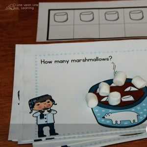 Marshmallow Counting and Adding