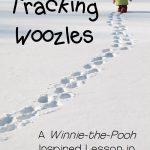 "Tracking ""Woozles"": Animal Footprints"