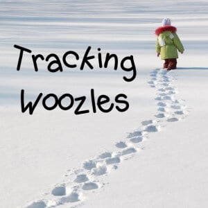 "Tracking ""Woozles"": Animal Footprints"