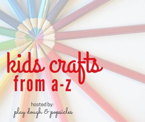 kids crafts blog hop