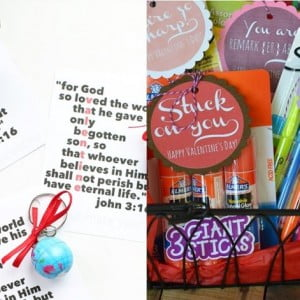 Encouraging Valentines for a Homeschooling Mom