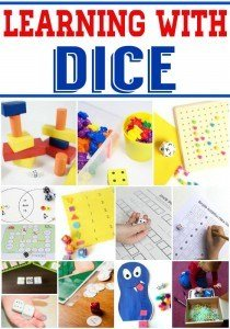 Dice are great tools for learning.