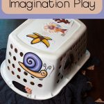 Our Favorite Hermit Crab Preschool Imagination Game