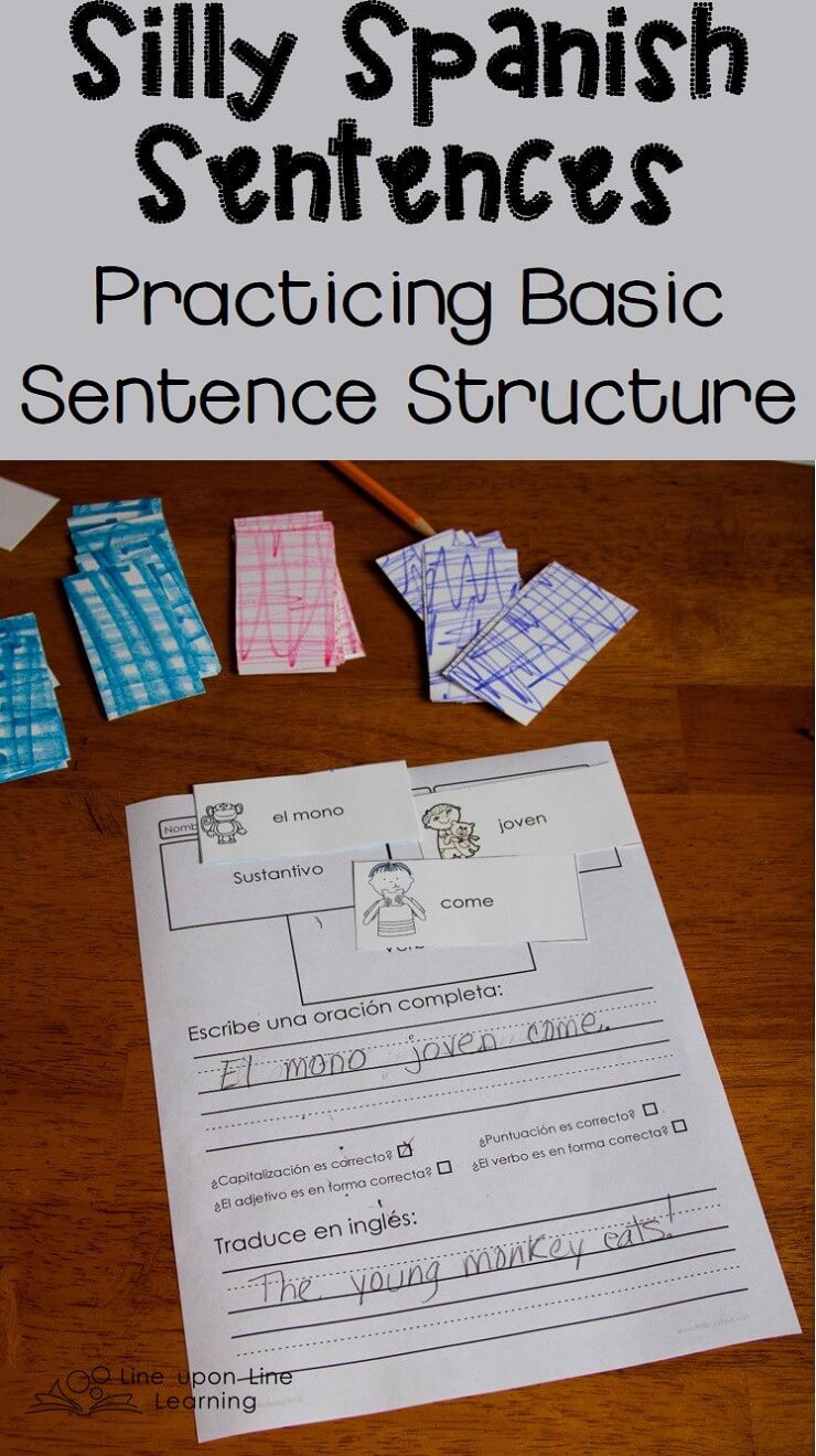 A Fun And Flexible Way To Practice Spanish Sentence Building