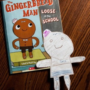 Gingerbread Man Hide and Seek