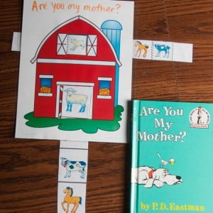 Are You My Mother? Mother-Baby Matching Activities