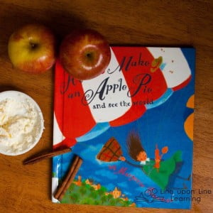 How to Bake an Apple Pie and See the World Activities