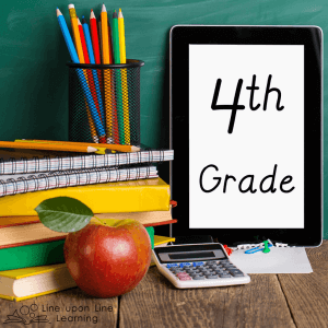 Homeschool Curriculum Choices for Fourth Grade for 2016-2017