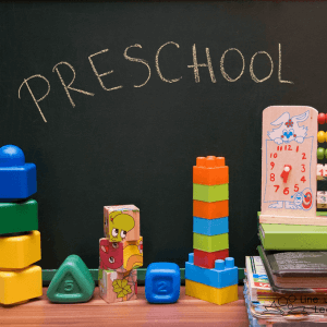 Preschool at Home for 2016-2017 (with a Baby Underfoot)