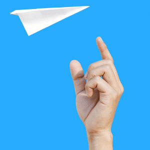 STEM Paper Airplane Challenge and Airplane Books