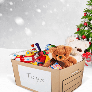 Service for Young Children: Donate Toys