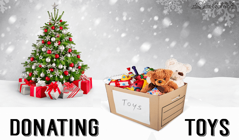 Service Idea for Young Children: Donate Toys