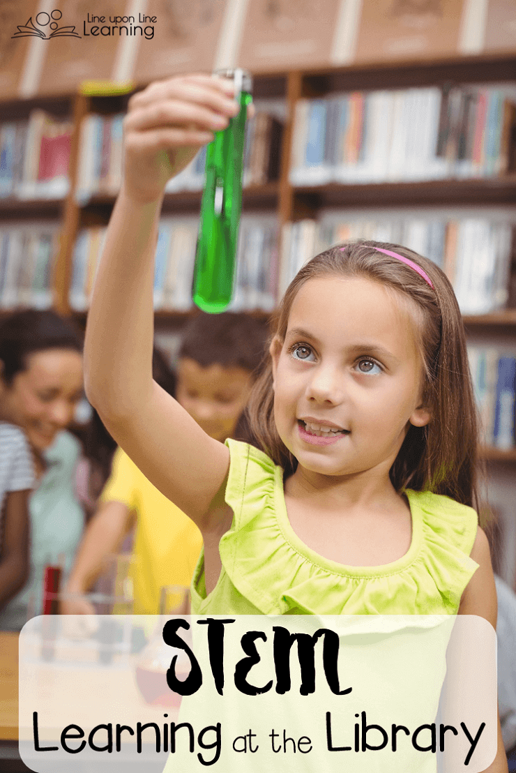 My public library has a surprising amount of STEM related learning activities and classes.