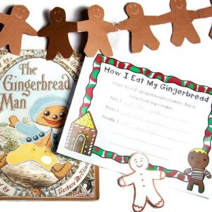 Fun, Mouth-Watering Gingerbread Books