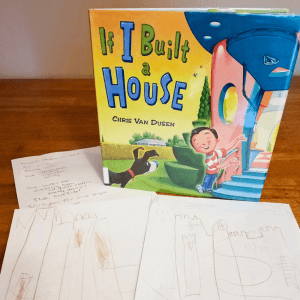 Princess Preschool STEAM: Designing a Castle