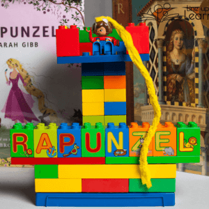 Princess School: The Rapunzel Engineering Challenge