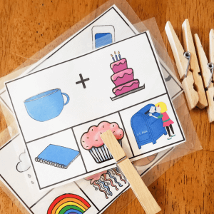 Compound Words Activities: Pre-Reading Skills