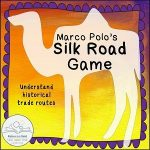 Marco Polo Silk Road Game COVER