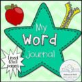 Word Journal Letter-sized