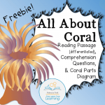 All About Coral reading COVER