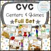 CVC Activities BUNDLE cover