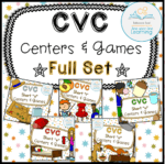 CVC Activities BUNDLE cover