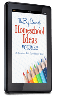 The Big Book of Homeschool Ideas vol 2