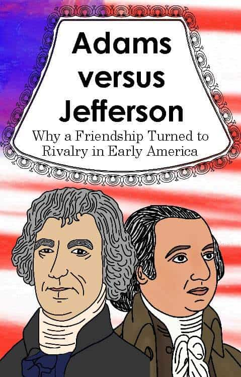 adams versus jefferson COVER