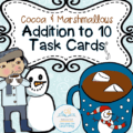 addition task cards COVER
