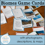 biomes game cards cover