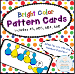 bright color patterns COVER