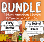Native Americans bundle cover