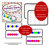 color patterns task cards rainbow TASK CARDS-DEMO