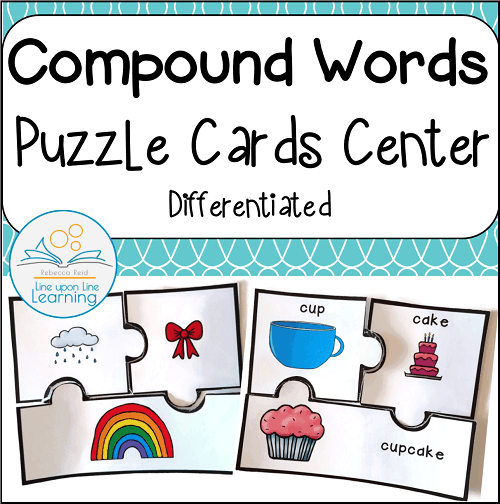 compound word puzzles COVER