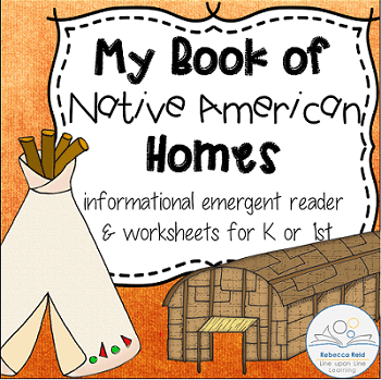 My Book of Native American Homes