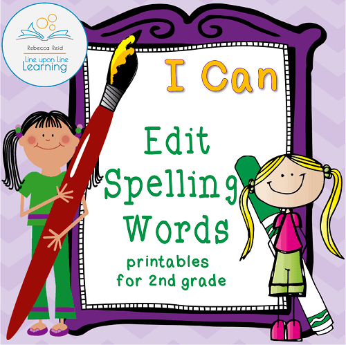 edit spelling words COVER