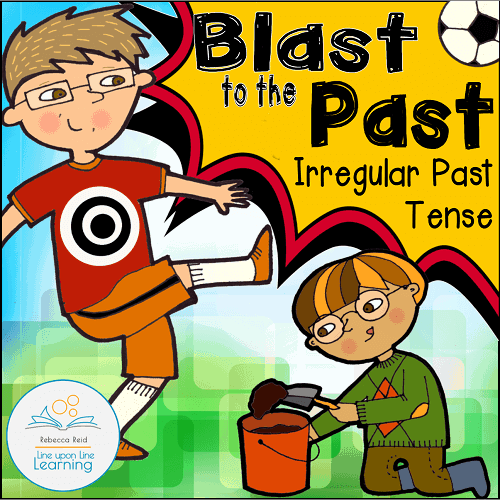 irregular past tense COVER