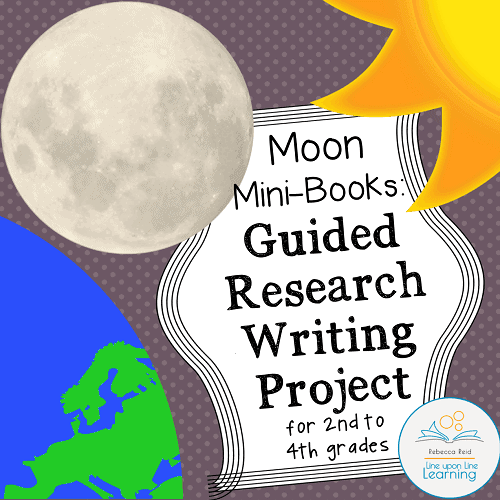 moon mini book research COVER
