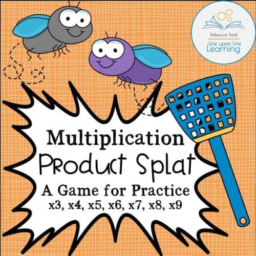 multiplication product splat COVER