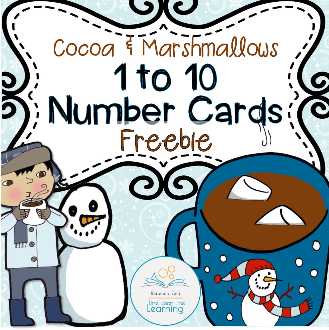 number cards COVER