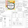 pancakes picture book lesson 2