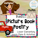picture book poetry BUNDLE COVER