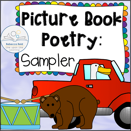 picture book poetry sampler COVER