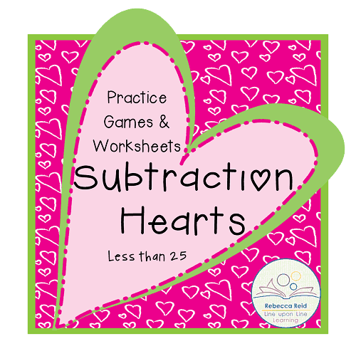 subtraction hearts cover