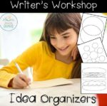 writing idea organizers COVER2