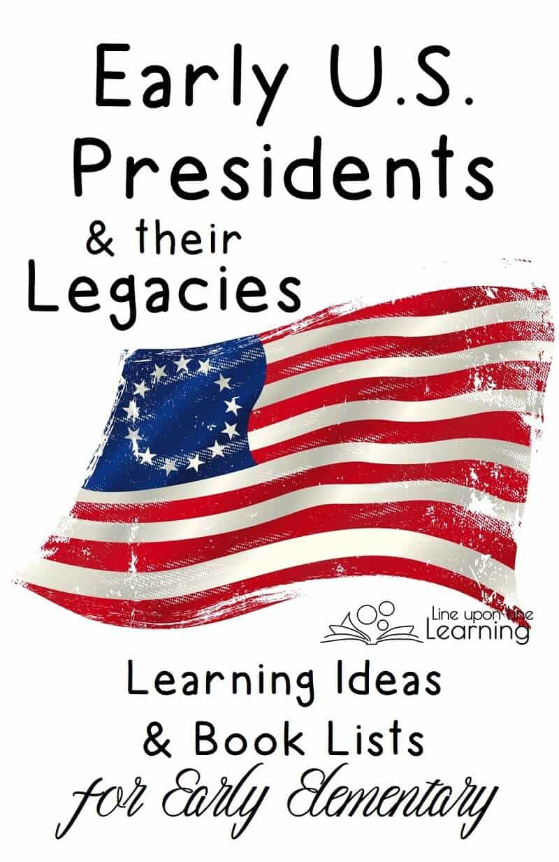 "Learn about the early U.S. presidents and their legacies with great ""living"" stories and interesting activities."