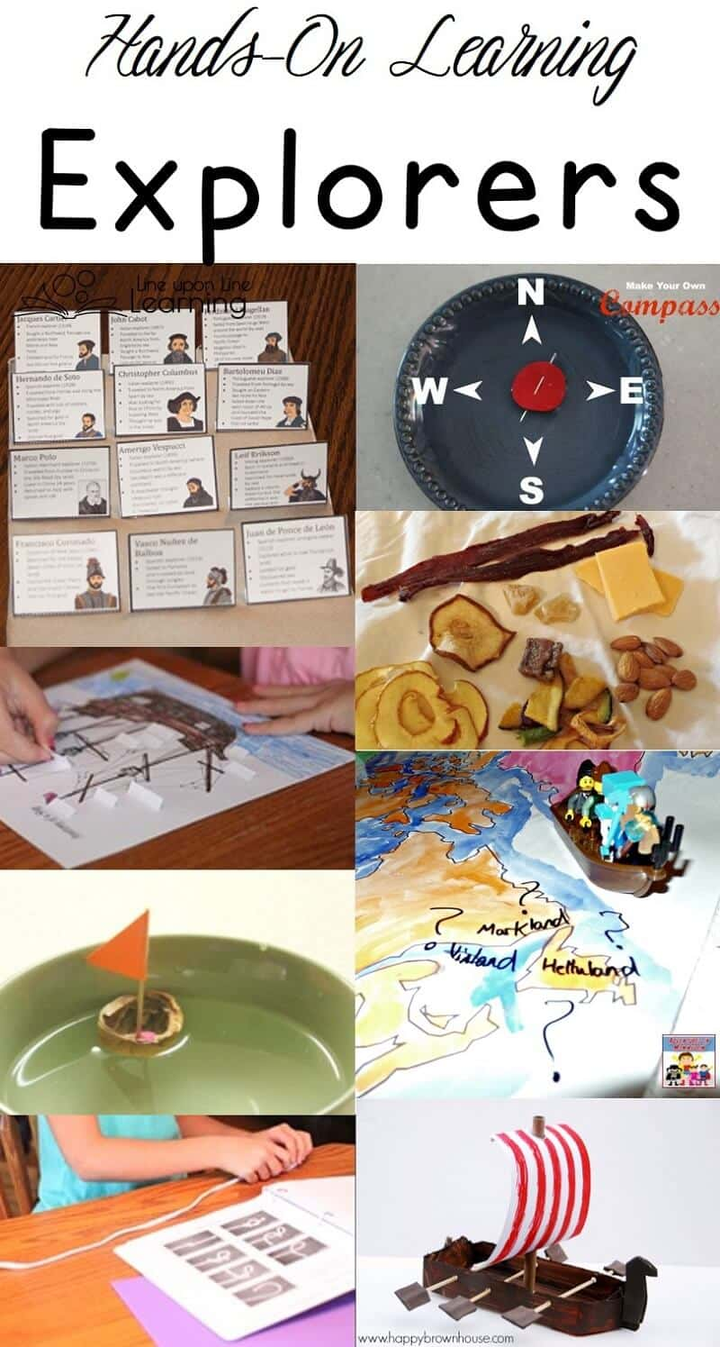 Hands-on learning means games for retention, STEM activities, and fun crafts.