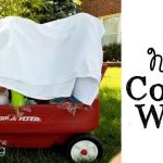 """Our pool noodle """"covered wagon"""" was a fun way to make learning about history a movement-based activity."""
