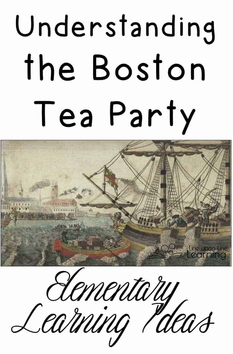 "The Boston Tea Party was a nonviolent response to frustration with Britain. It was a main stop on the ""Road"" to the American Revolutionary War."