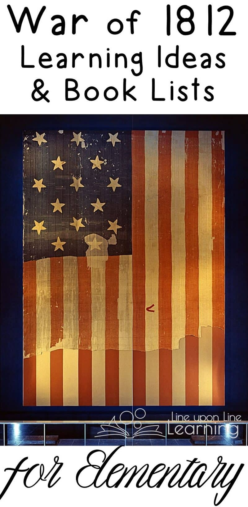 The War of 1812 helped the fledgling United States prove that it was here to stay, despite the burning of Washington D.C. The American flag became a symbol for the Nation's resilience and survival.